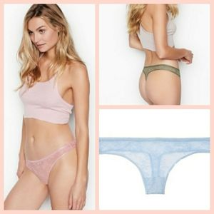 VS Chantilly panties bundle (XL) New
